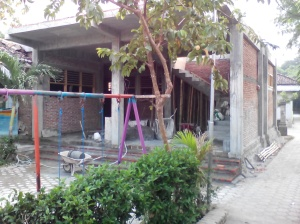 Pembangunan MI Kenongomulyo